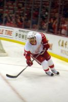 Detroit Red Wings - Eaves by Melima51