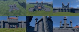 Medieval Engineers - First Castle by Shroomworks