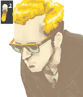 Mikey Way pallet 2 by StellerSage