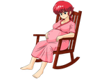 Motherly Ranma by shadowpencil