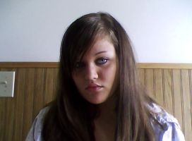 Me, hair straightened by NitraBult
