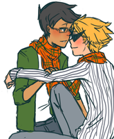 share scarves by davesexual