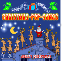 CD Cover XMas Pop Songs by CmdrKerner