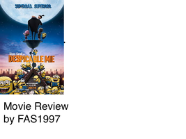 Despicable Me Review by FAS1997