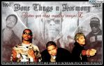 Bone Thugs N Harmony - 94-08 by dibaker