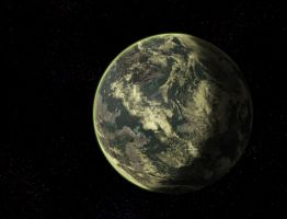 POTW 24: Chlorine Planet by ART5EC