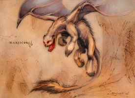 Manticore by Mr--Jack