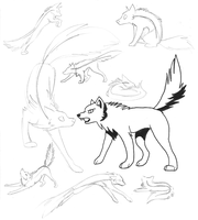 Poses Page by LilGreenTraveler