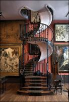 Gustave Moreau Museum - 2 by SUDOR