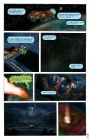 Metroid page 1 by electronicron