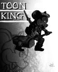 When We Were Kings: Toon King by 133art