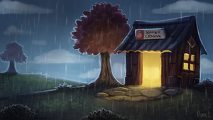 DAY 126. Animal Crossing - Spring (35 Minutes) by Cryptid-Creations