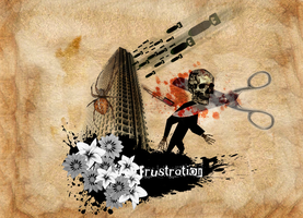 Frustration by rejectsocietyfx