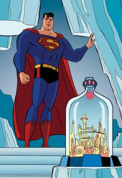 Fortess of Solitude: Last City of Krypton - 12 by TimLevins