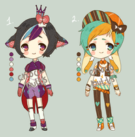 Adopts OO4: open by chocobuttts