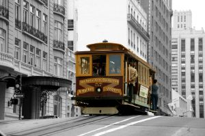 Cable Car by justalex9