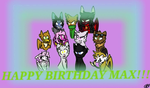 Birthday Gift for MtfoxX3 by Jacethecat123