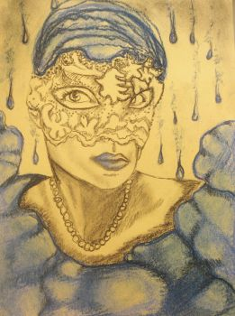 Blue Lady by paitucker