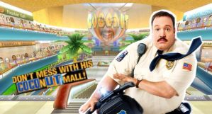 Paul Kart: Coconut Mall Cop by TheIransonic