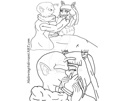 CherryXDende: Found You (WIP) by Halowing