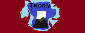 Thorn Comic Cover by ExileEmily
