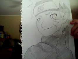 Shippuden Naruto by CopyKitty789