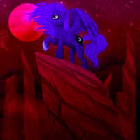 So darkness I became by elkerae