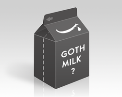 Icon.Goth milk ? by KriGH