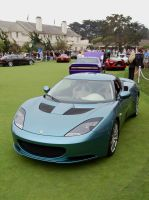 2010 Lotus Evora UK cars by Partywave