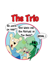 Ask The Trio by qwertypictures