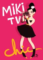 Miki TV by Cheeky-Bee