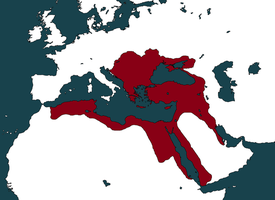 Ottoman Empire (1683) by NotoriousGSC