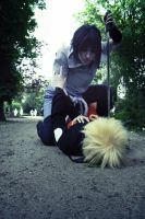 SasuNaru- I want kill you by Dark-Uke