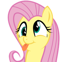 (vectored) I can do a silly face by kuren247