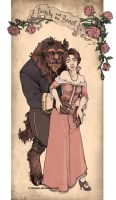 Beauty and the Beast by mimeko