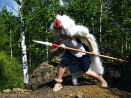 Mononoke by AGflower