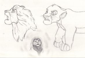 Lion King Medley by KTLasair