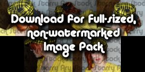 Yellow Hat -Image Pack- by StarryAryStock