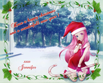 Happy Christmas and a Wonderfull New Year !! by CookiiMii