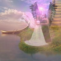 Heaven Sent - Love Is All There Is by anirishmystic