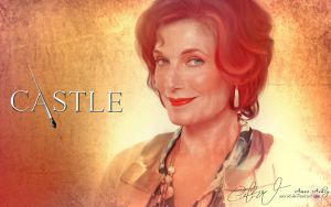 Castle - Martha Rodgers by Amro0
