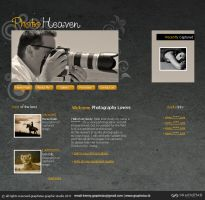 photography web by graphstas