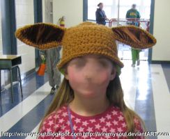 Eevee Hat by WireMySoul