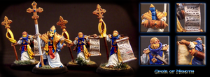Mini A Week 21: Choir of Menoth by greylond