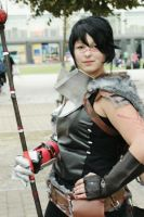Hawke DP by D2SCosplay