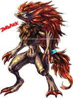 Phantom Champion Zoroark by Mootdam