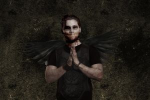 The angel of darkness by subcity