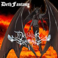 DethFantasy Album Cover by MagicRat