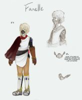 Fanelle Reference by Keitana