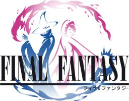 My Final Fantasy Logo by Delta-Kaoz